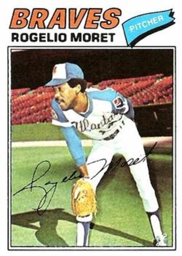 Photo of 1977 Topps #292 Rogelio Moret