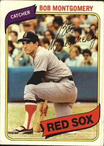 Photo of 1980 Topps #618 Bob Montgomery DP