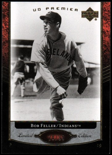 Photo of 2007 Upper Deck Premier #27 Bob Feller