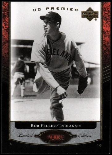 Photo of 2007 Upper Deck Premier #27 Bob Feller