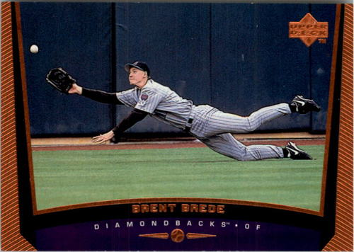 Photo of 1999 Upper Deck Exclusives Level 1 #29 Brent Brede