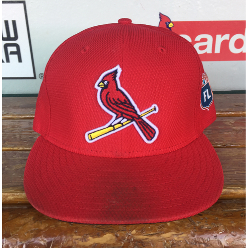 Photo of Cardinals Authentics: Trevor Rosenthal 2016 Spring Training Cap