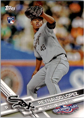 Photo of 2017 Topps Opening Day #2 Reynaldo Lopez RC