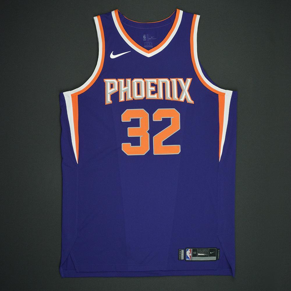 Davon Reed - Phoenix Suns - 2017 NBA Draft - Autographed Jersey