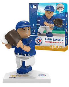 Toronto Blue Jays Aaron Sanchez Toy Figurine by OYO Sports Toys