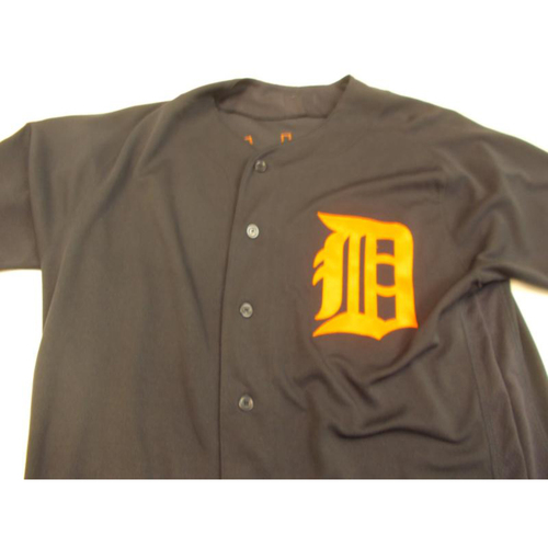 Photo of Game-Used Ian Kinsler Road Spring Training Jersey