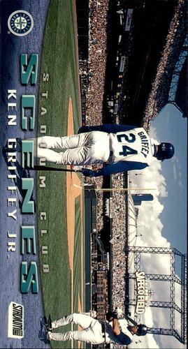Photo of 2000 Stadium Club Scenes #SCS6 Ken Griffey Jr.