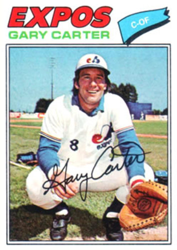 Photo of 1977 Topps #295 Gary Carter