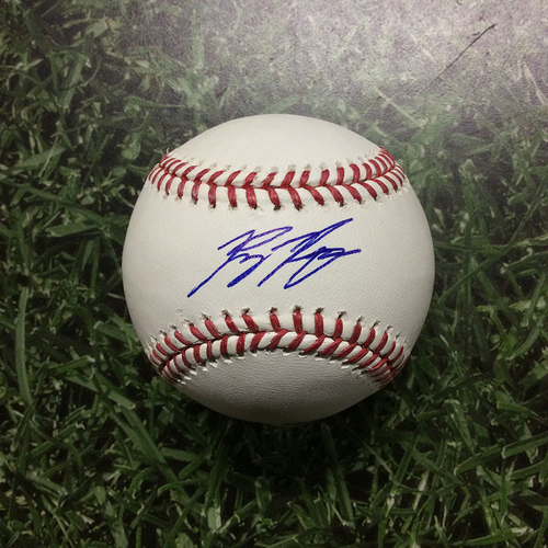 Photo of Ryan Braun Autographed Baseball