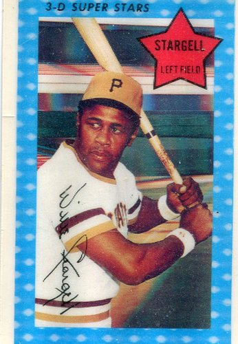 Photo of 1971 Kellogg's #68 Willie Stargell