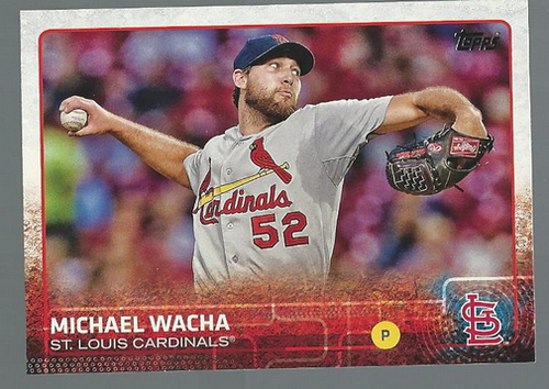 Photo of 2015 Topps #60 Michael Wacha