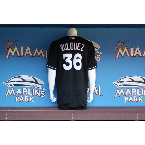 Photo of Edinson Volquez Spring Training Jersey