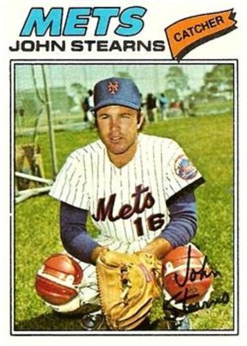 Photo of 1977 Topps #119 John Stearns