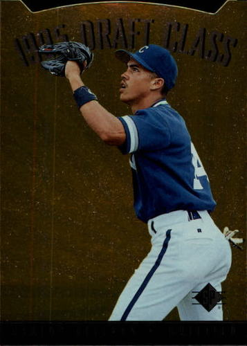 Photo of 1995 SP Top Prospects #111 Carlos Beltran DRAFT -- Astros post-season