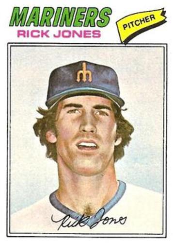 Photo of 1977 Topps #118 Rick Jones RC