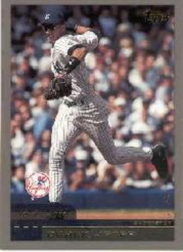 Photo of 2000 Topps Oversize #A3 Derek Jeter