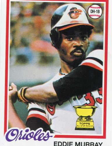 Photo of 2017 Topps Update All Rookie Cup #ARC3 Eddie Murray
