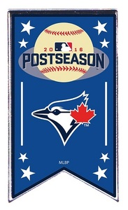 2016 Postseason Participant Pin by Aminco
