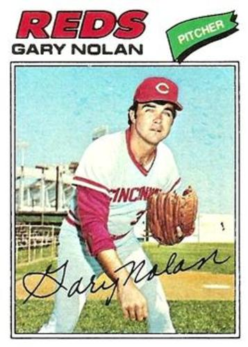 Photo of 1977 Topps #121 Gary Nolan
