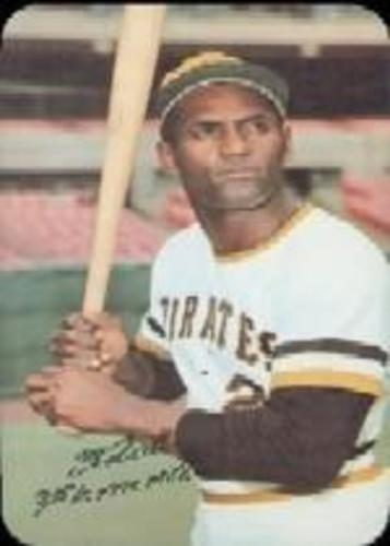 Photo of 1971 Topps Super #37 Roberto Clemente