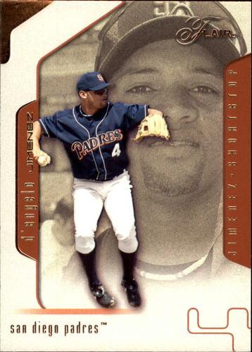 Photo of 2002 Flair #27 D'Angelo Jimenez