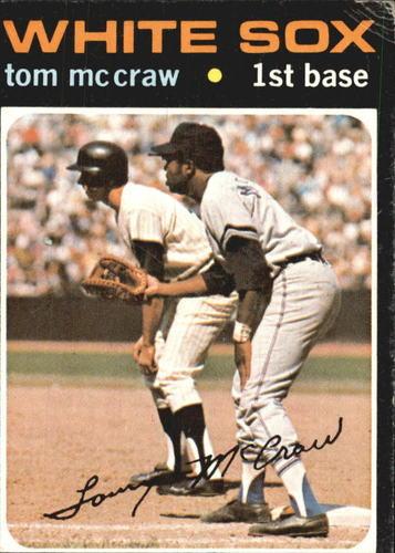 Photo of 1971 Topps #373 Tom McCraw