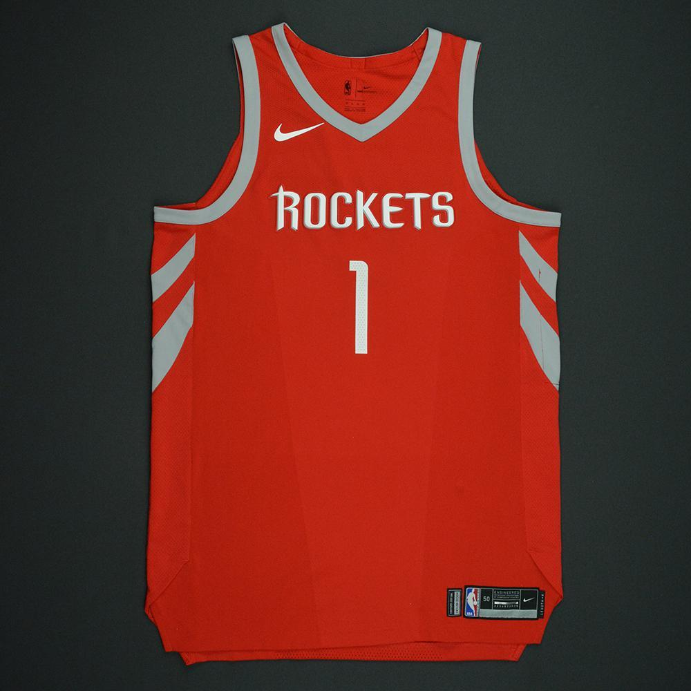 Trevor Ariza - Houston Rockets - Opening Night Game-Worn Jersey Charity Auction - OneAmericaAppeal.org