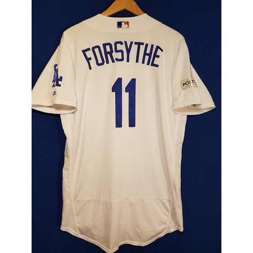 Photo of Logan Forsythe Home 2017 Team-Issued Post Season Jersey