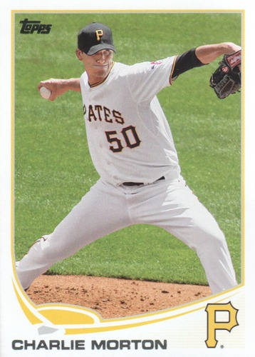 Photo of 2013 Topps Update #US147 Charlie Morton