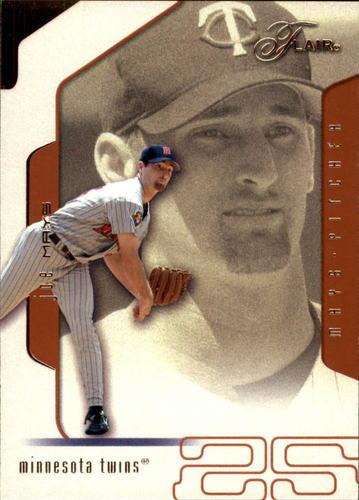 Photo of 2002 Flair #29 Joe Mays