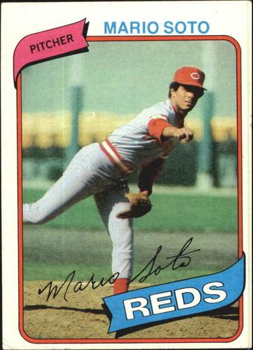 Photo of 1980 Topps #622 Mario Soto