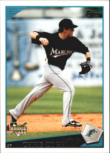 Photo of 2009 Topps Update #UH114 Chris Coghlan RC