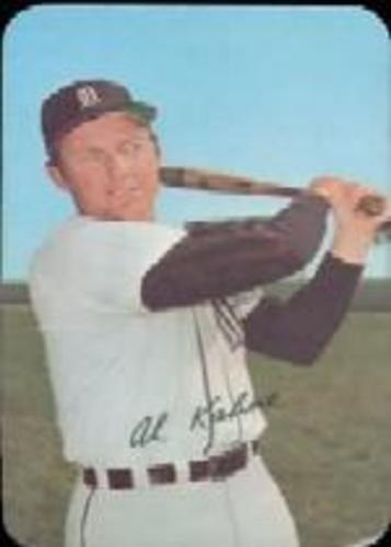 Photo of 1971 Topps Super #54 Al Kaline
