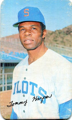 Photo of 1970 Topps Super #9 Tommy Harper