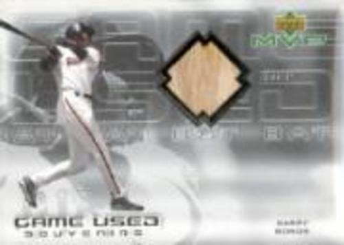 Photo of 2000 Upper Deck MVP Game Used Souvenirs #BBB Barry Bonds Bat