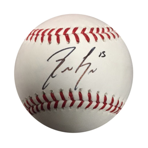 Photo of Cardinals Authentics: Randal Grichuk Autographed Baseball