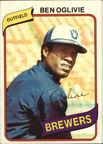 Photo of 1980 Topps #53 Ben Oglivie