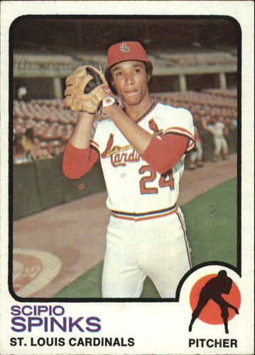 Photo of 1973 Topps #417 Scipio Spinks