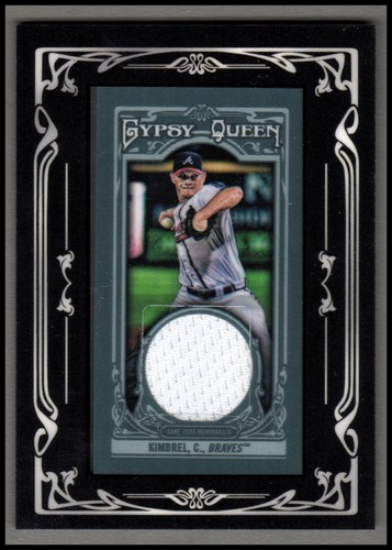 Photo of 2013 Topps Gypsy Queen Framed Mini Relics #CKI Craig Kimbrel