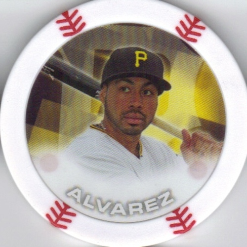 Photo of 2014 Topps Chipz #3 Pedro Alvarez