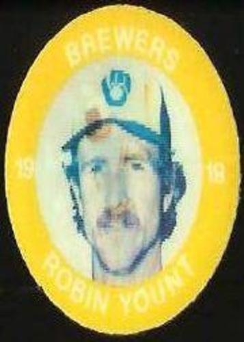 Photo of 1984 Seven-Eleven Coins #E2 Robin Yount