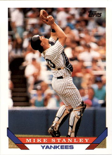 Photo of 1993 Topps #359 Mike Stanley