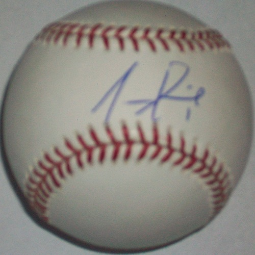Photo of Juan Pierre Autographed Baseball