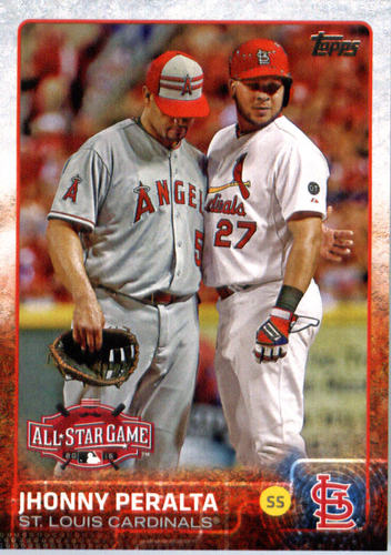 Photo of 2015 Topps Update #US171 Jhonny Peralta