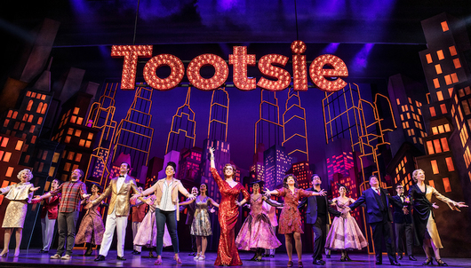 SEE TOOTSIE ON BROADWAY & MEET ONE OF THE STARS - PACKAGE 1 OF 4
