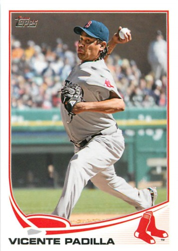 Photo of 2013 Topps #276 Luis Ayala
