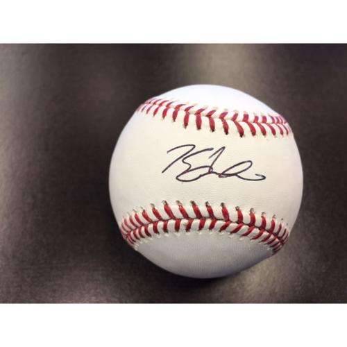 Photo of Giants Community Fund: Kelby Tomlinson Autographed Baseball