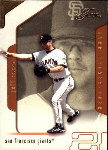 Photo of 2002 Flair #37 Jeff Kent