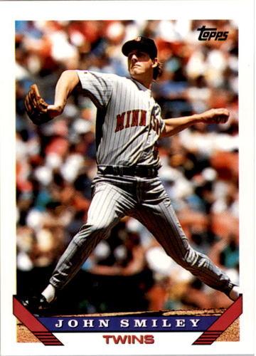 Photo of 1993 Topps #363 John Smiley