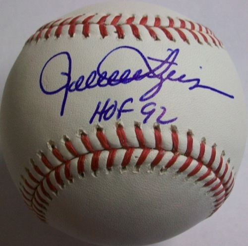 "Photo of Rollie Fingers ""HOF 92"" Autographed Baseball"